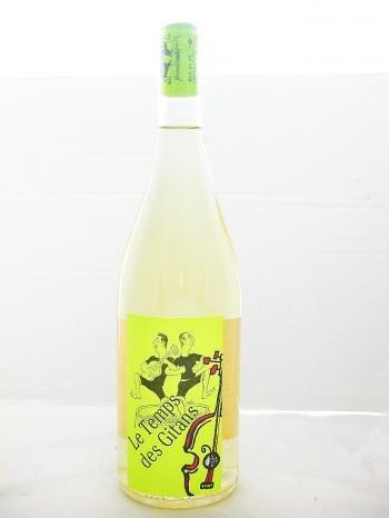 マス・ド・ジャニーニ ル・タン・デ・ジタン ブラン【Mas De Janiny】【フランス・ラングドック地方・自然派・白ワイン・辛口・750ml】