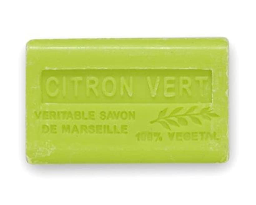 概して傾くランドマークサボヌリードプロヴァンス サボネット 南仏産マルセイユソープ ライムの香り