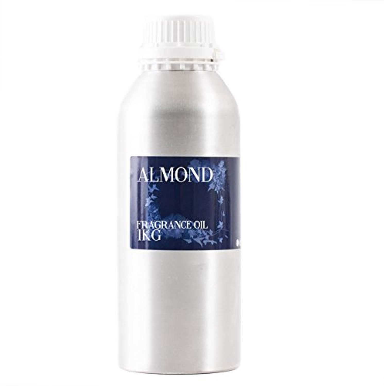 Mystic Moments | Almond Fragrance Oil - 1Kg