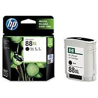 (まとめ) HP88 インクカートリッジ 黒 C9396A 1個 【×3セット】 ds-1570623