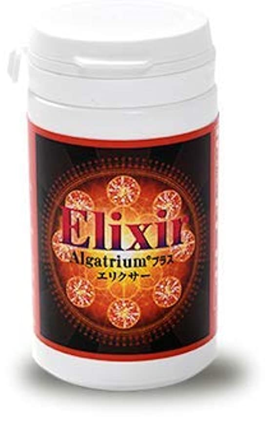 ネクタイマッシュボスElixir エリクサー アルガトリウム DHA
