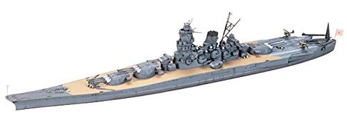タミヤ 1/700 ウォーターラインシリーズ No.114 日本海軍 戦艦 武蔵 プラモデル 31114