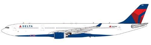 1: 200 ジェミニジェット Delta Air Lines エアバス 330-300 (並行輸入)