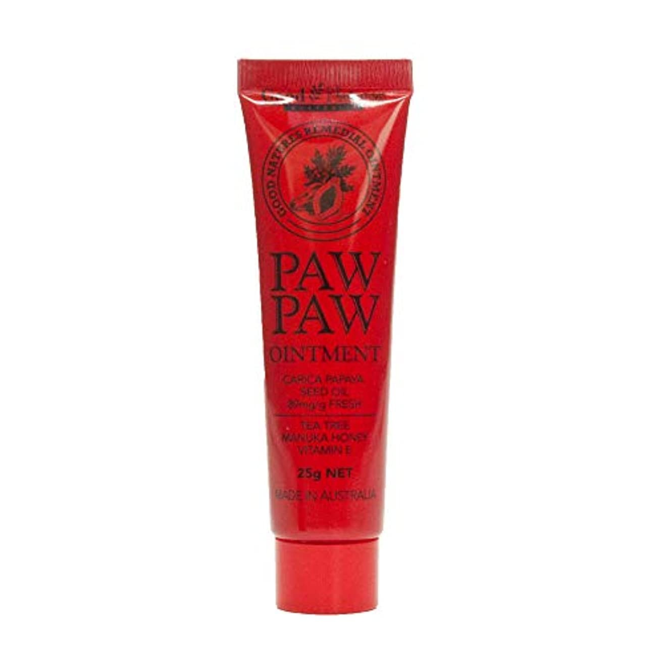 タワータオル下手Good natures PawPaw Cream 25g