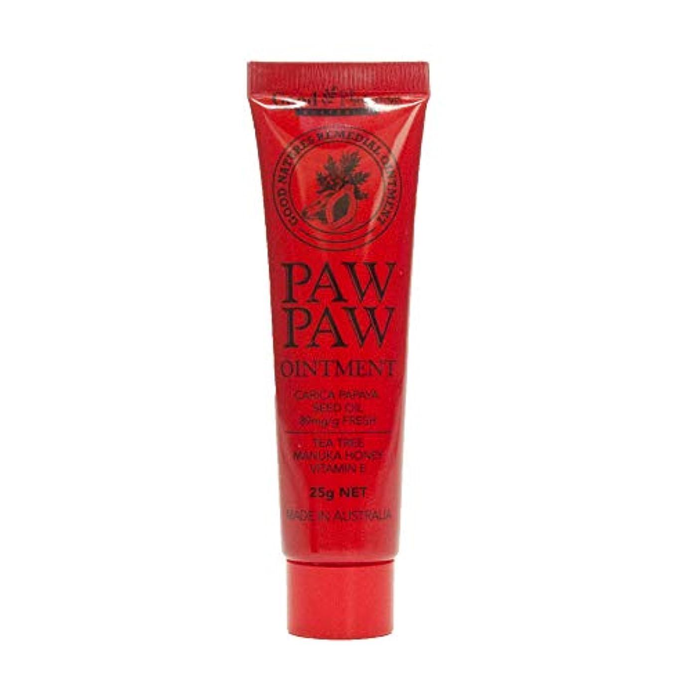 親ペースト横たわるGood natures PawPaw Cream 25g