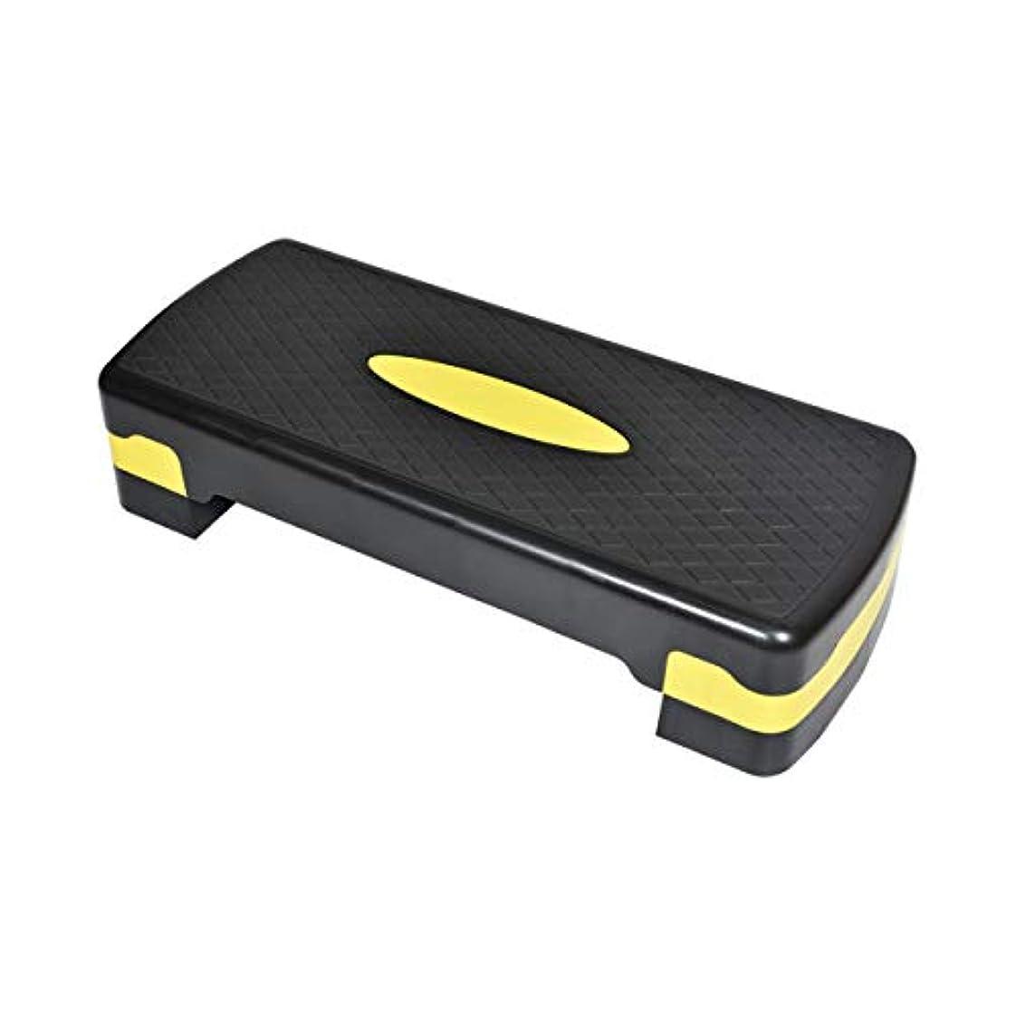 防止同一性軽減ステップ台 踏み台昇降運動 エクササイズ 2段階調整 滑り止め加工
