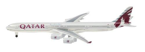 A340-600 カタール航空 カタール (1/600 3551379)
