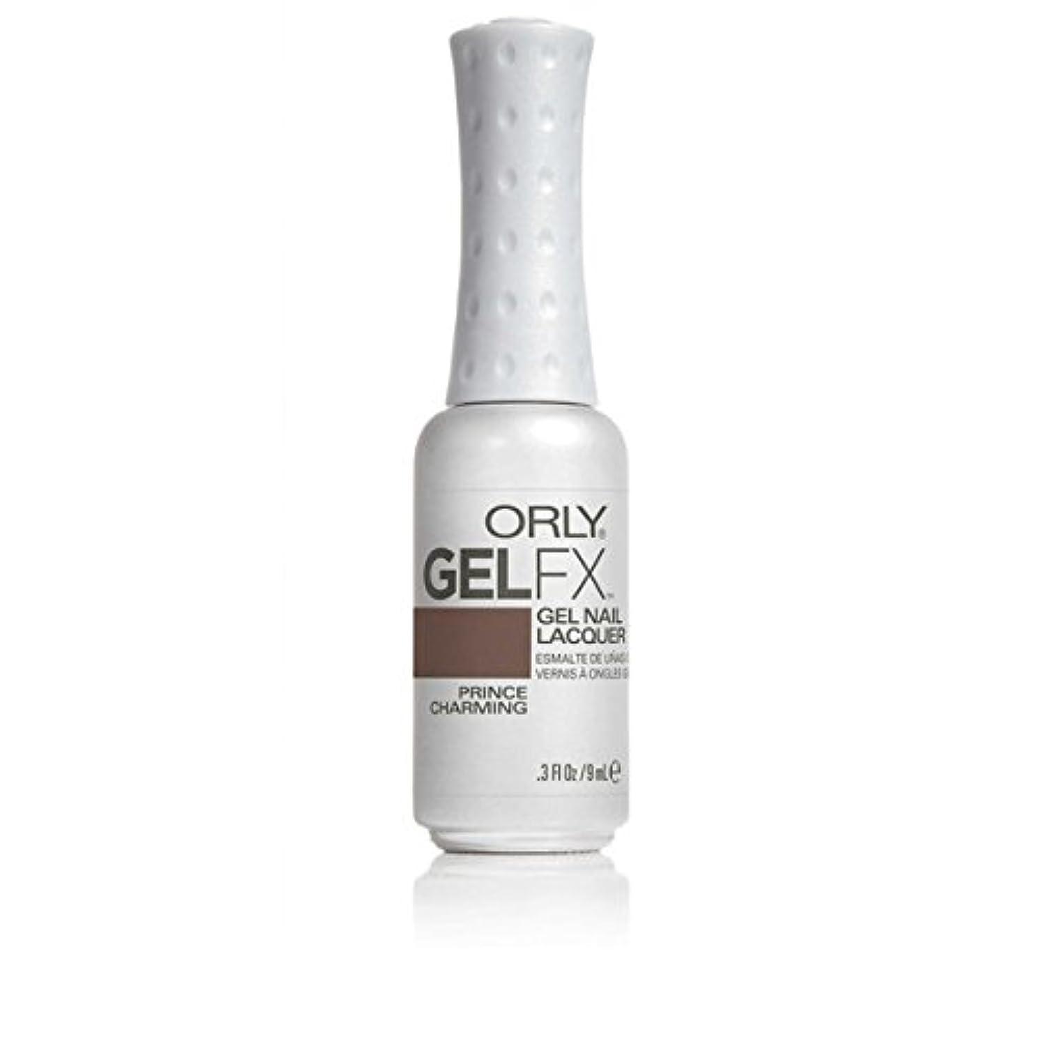 沼地ハック以降ORLY(オーリー)ジェルFXジェルネイルラッカー 9ml プリンスチャーミング#30715