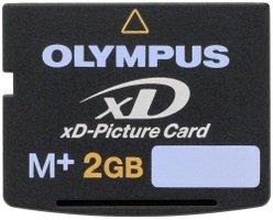 1年保証※OLYMPUS オリンパス XDピクチャーカード Type M+ 収納ケース同梱 海外バルク【2GB】