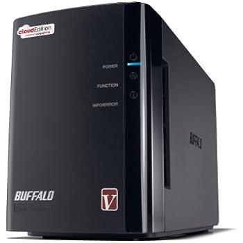 BUFFALO リンクステーション クラウドエディション RAID機能 NAS 【iPhone5対応(WebAccess i)】 4TB CS-WV4.0/R1