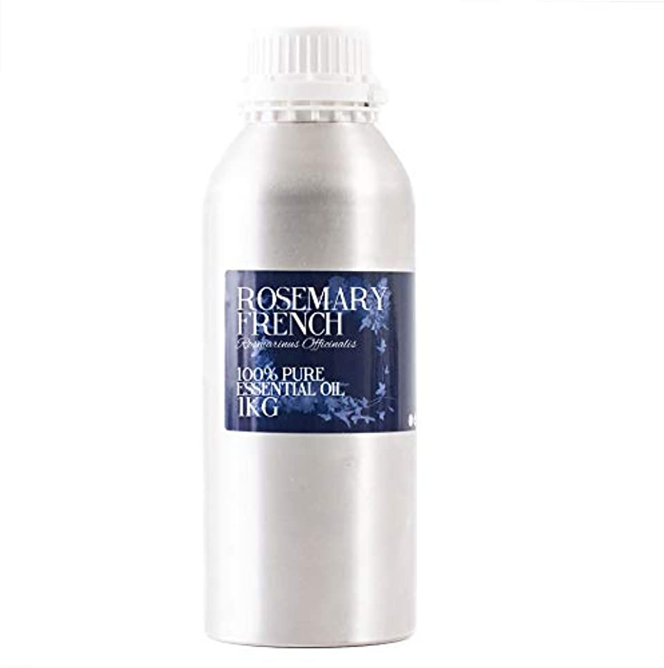 しなやかスポット飢えMystic Moments | Rosemary French Essential Oil - 1Kg - 100% Pure