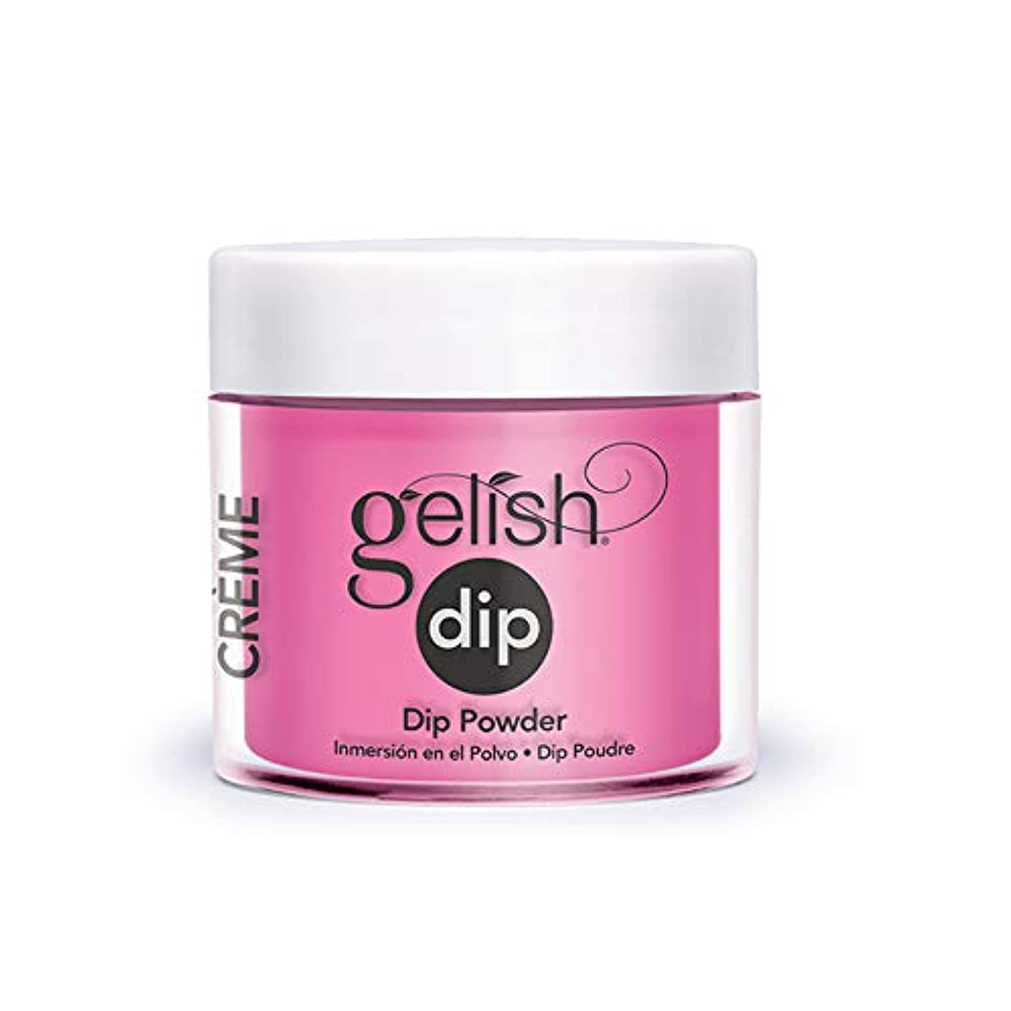 グローバル電化するアブセイHarmony Gelish - Acrylic Dip Powder - Go Girl - 23g / 0.8oz
