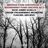 Piano Concerto, 2, : Hamelin(P) V.jurowski / Lpo +rachmaninov: Concerto, 3,