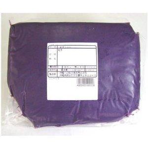 国産 紅芋ペースト 1kg×10P オキハム 紫色の鮮やかな紅イモペースト タルトやモンブラン 和菓子・洋菓子の材料に