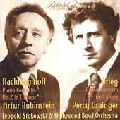 Rachmaninov;Piano Conc. 2