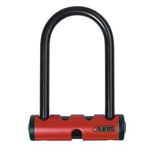 ABUS Mini U-Lock レッド(85-3601212006)