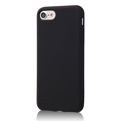 レイ・アウト iPhone7 ケース シリコンケース シルキ...