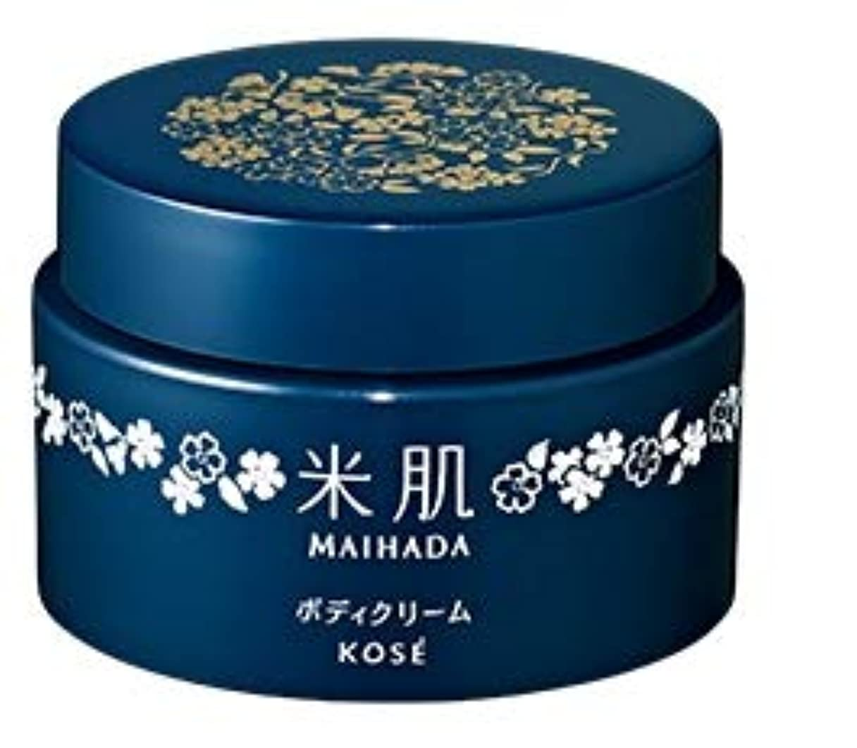 メロディーバルコニーバンケット米肌(MAIHADA) 肌潤ボディクリーム コーセー KOSE
