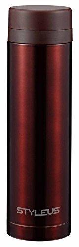 タフコ F-2636 ブラウン スタイラス マグカップボトル 300ml 水筒 ボトル