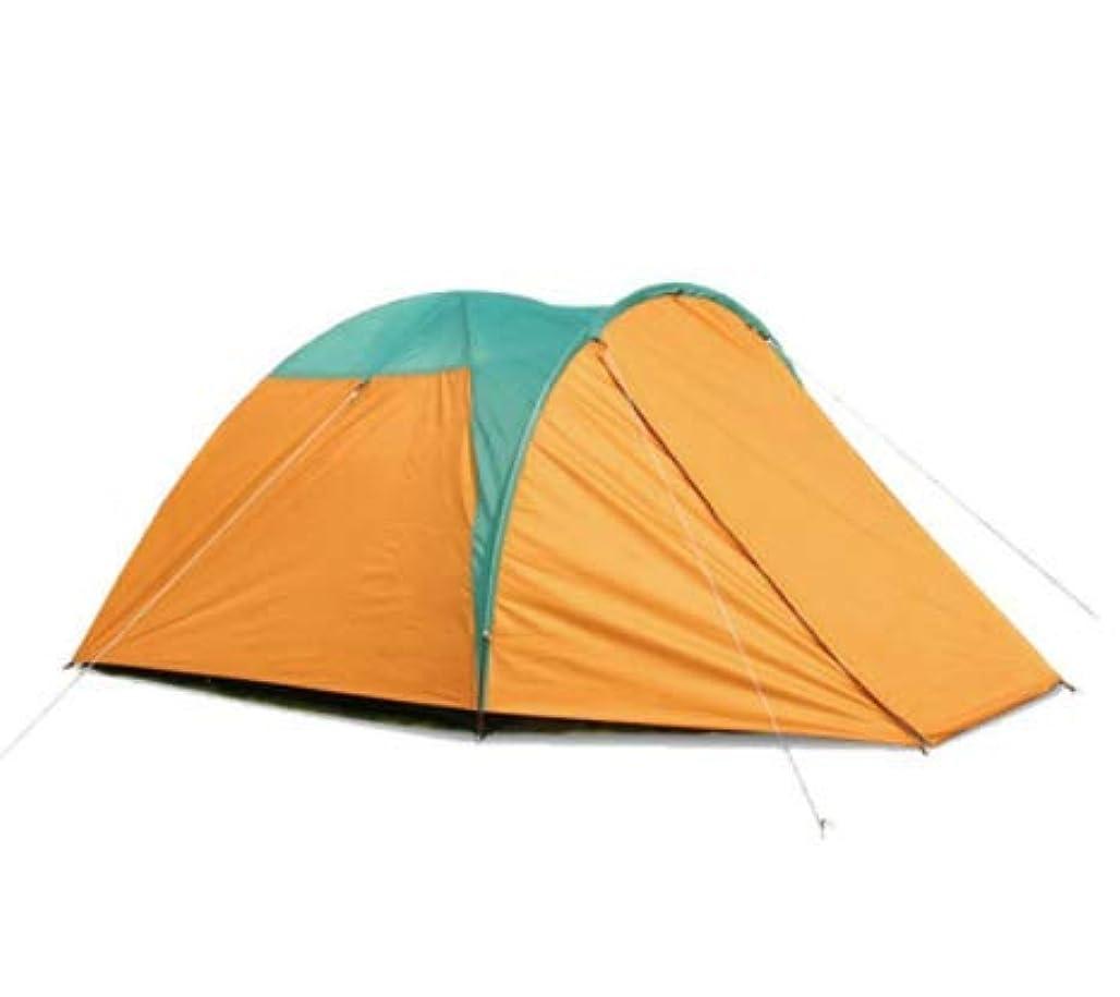 性差別上回るスクリューLishangl 3?4人シーズンテント屋外キャンプビーチ観光レジャーテント