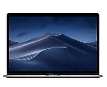 最新モデル Apple MacBook Pro (15インチ, 第9世代の2.3GHz 8コアIntel Core i9プロセッサ, 512GB) - スペースグレイ