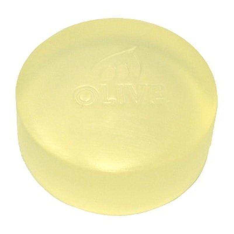 浮く番目篭鈴虫化粧品 オリーブソープ100g