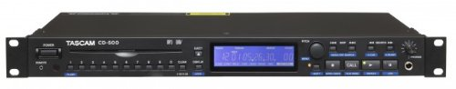 TASCAM CDプレーヤー 業務用1U CD-500