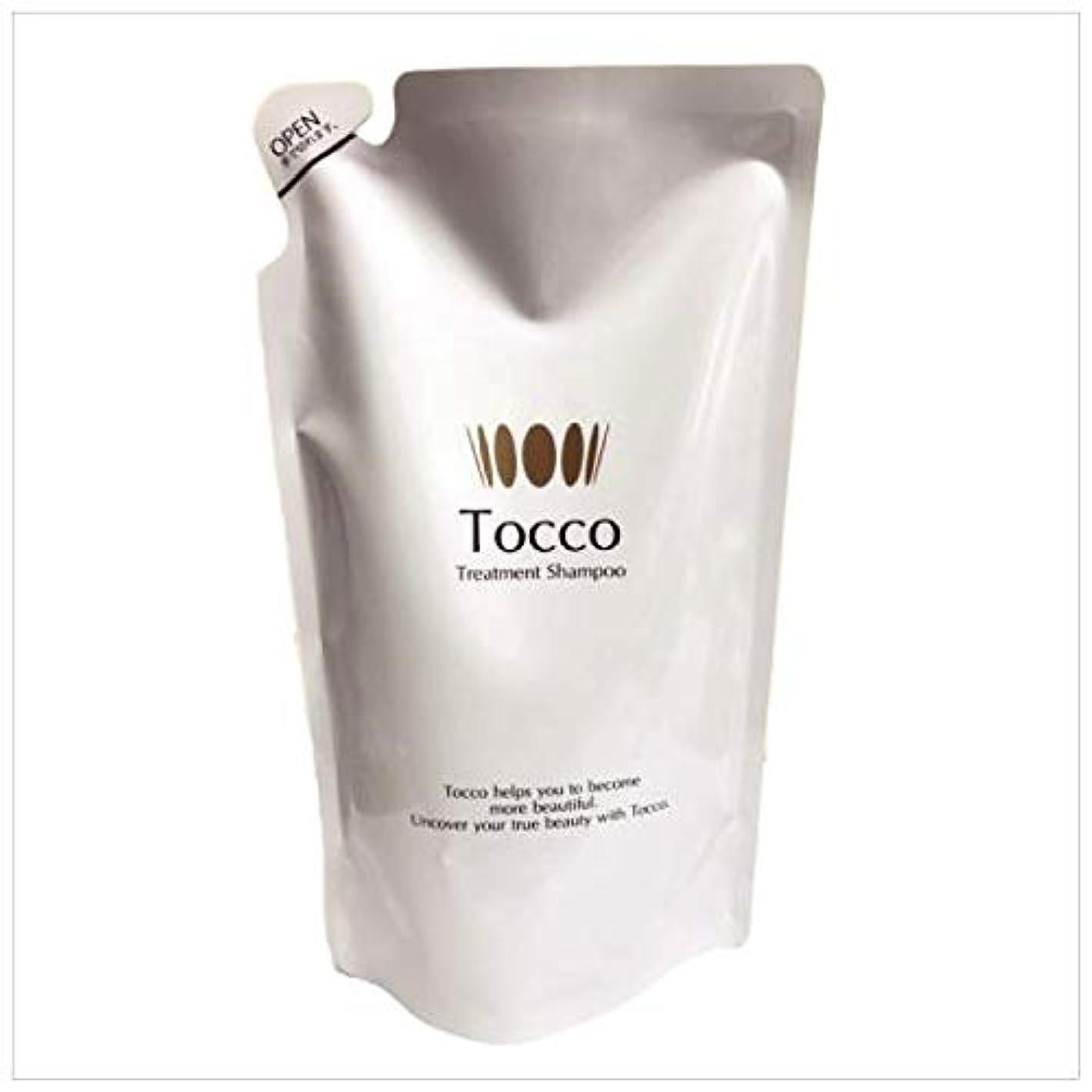 貨物ながら考案するTocco トリートメントシャンプー 詰め替え用 330ml