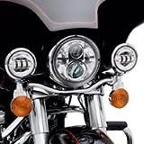 【ハーレー純正パーツ】LED 7インチ・ヘッドランプ Harley Davidson 並行輸入品