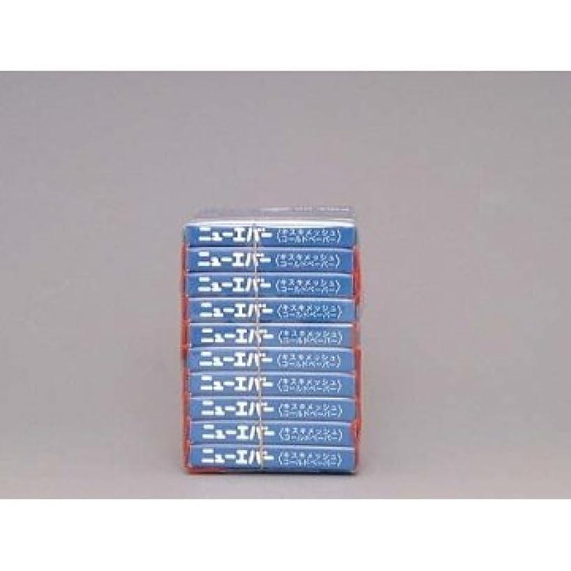 確率溶けた冗談で米正 ニューエバー ピックアップ ハンディタイプL キスキメッシュコールドペーパー 100枚×10ケ入 ブルー