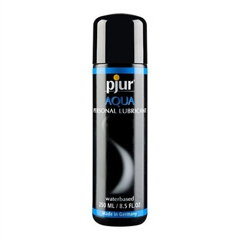 祖父母を訪問雄弁ご予約Pjur Aqua Bottle Lubricant - 250ml