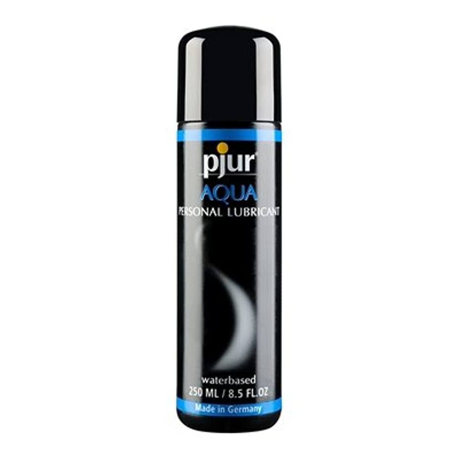 事実ほこり愛人Pjur Aqua Bottle Lubricant - 250ml