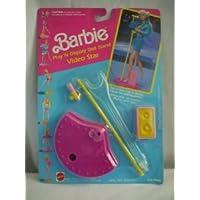Barbie(バービー) Video Star Play 'N Display Doll Stand (1991) ドール 人形 フィギュア(並行輸入)