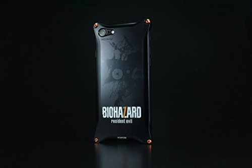 ソリッド for iPhone7 BIOHAZARD7 (B...