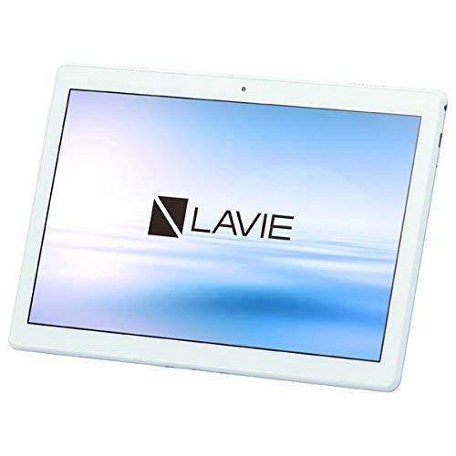 NEC 10.1型タブレットパソコン LAVIE Tab E TE410/JAW[Android OS/メモリ 2GB/ストレージ 16GB/Wi-Fiモデル...