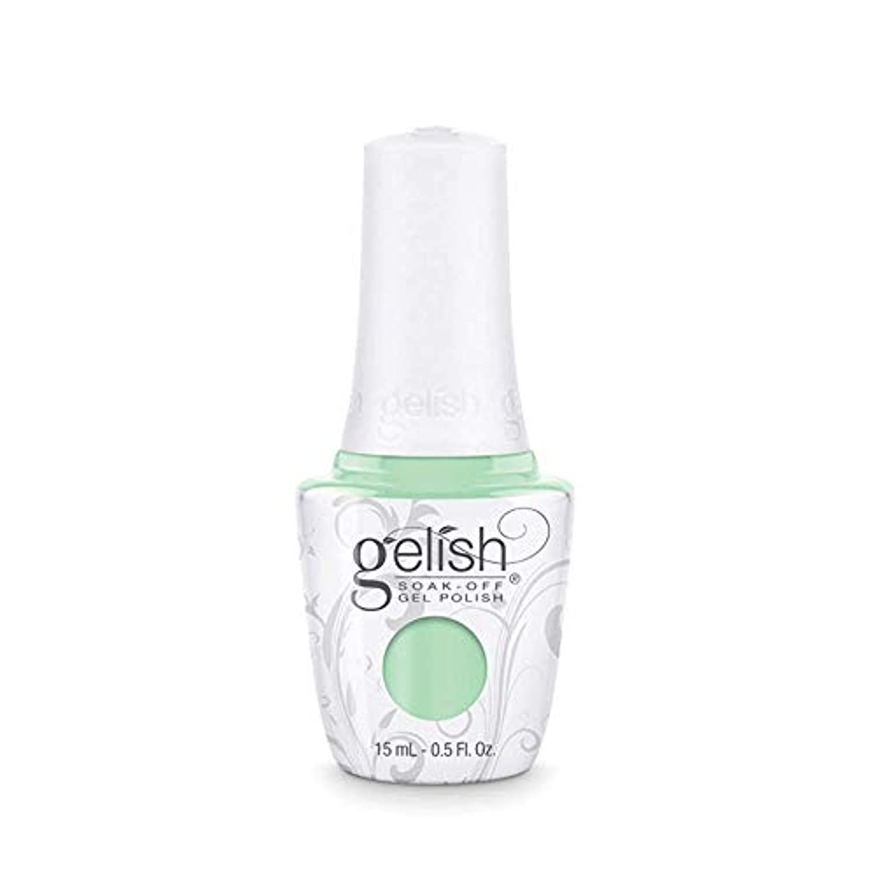 明示的に忠実な倒産Harmony Gelish - Mint Chocolate Chip - 0.5oz / 15ml