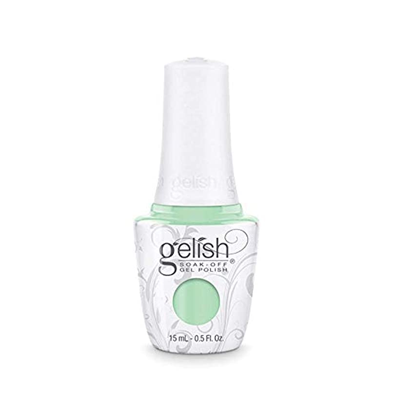 ジェム無駄なアクセサリーHarmony Gelish - Mint Chocolate Chip - 0.5oz / 15ml