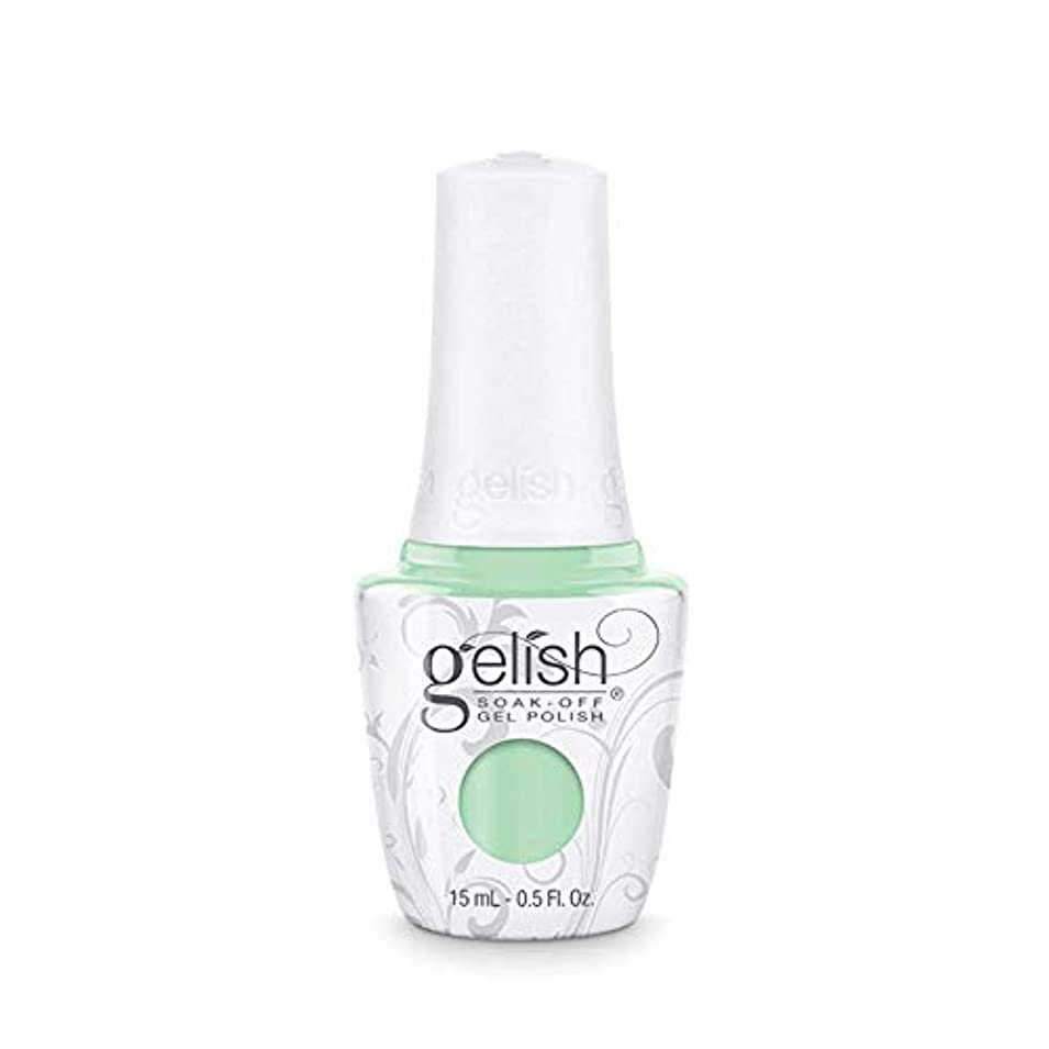 愛されし者書誌ご意見Harmony Gelish - Mint Chocolate Chip - 0.5oz / 15ml