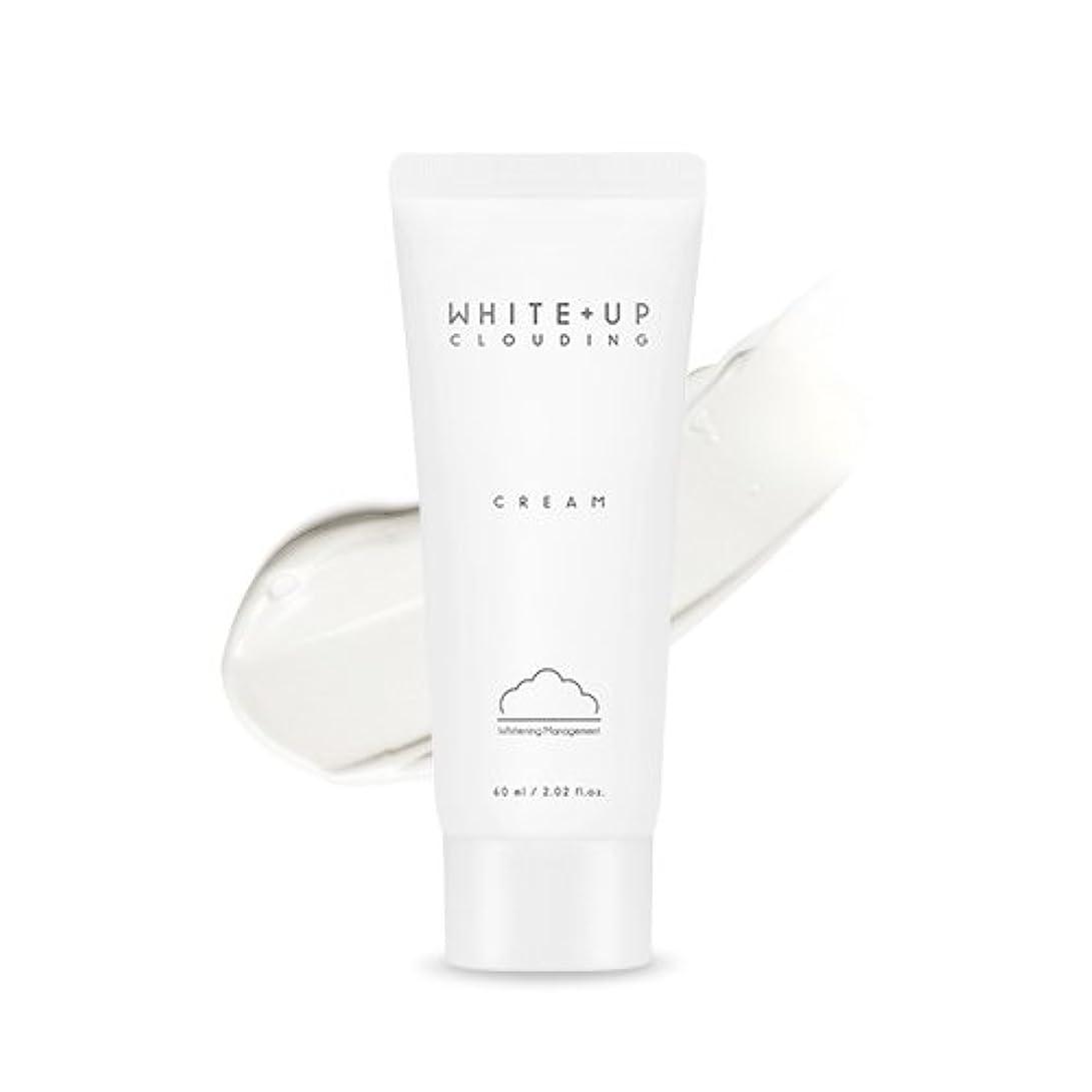 旅親愛なお祝いAPIEU (WHITE+UP) Clouding Cream/アピュ ホワイトアップクラウドディングクリーム 60ml [並行輸入品]