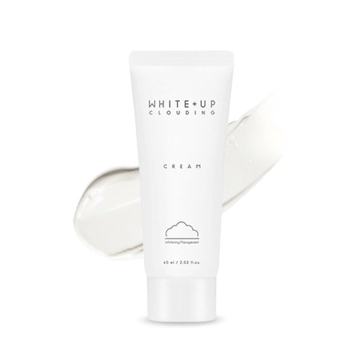 クロニクルイーウェル挑発するAPIEU (WHITE+UP) Clouding Cream/アピュ ホワイトアップクラウドディングクリーム 60ml [並行輸入品]