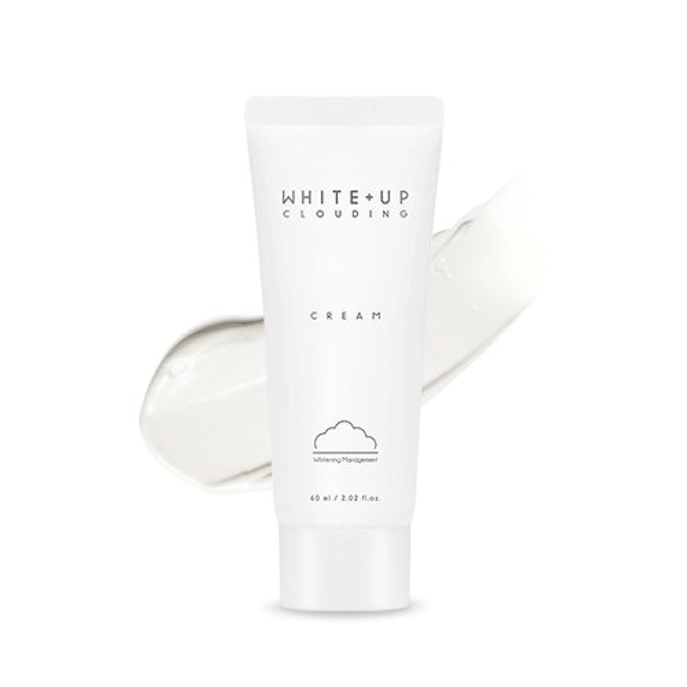 送る凍った有罪APIEU (WHITE+UP) Clouding Cream/アピュ ホワイトアップクラウドディングクリーム 60ml [並行輸入品]
