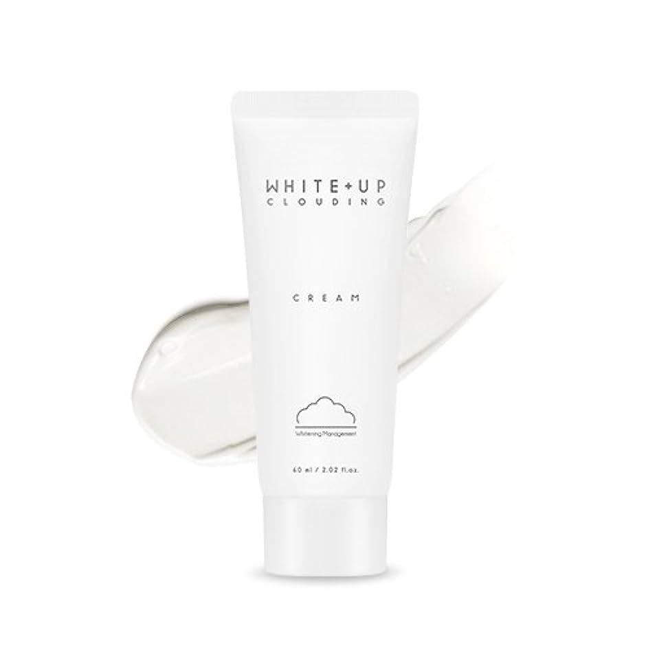 硫黄スリーブ感覚APIEU (WHITE+UP) Clouding Cream/アピュ ホワイトアップクラウドディングクリーム 60ml [並行輸入品]
