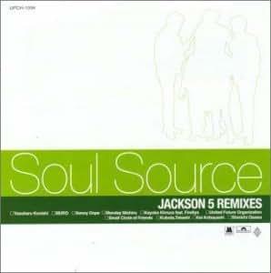 SOUL SOURCE JACKSON 5 REMIXES