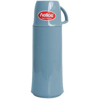 helios[ヘリオス] 卓上用魔法瓶 エレガンス 500ml アイスブルー 544290