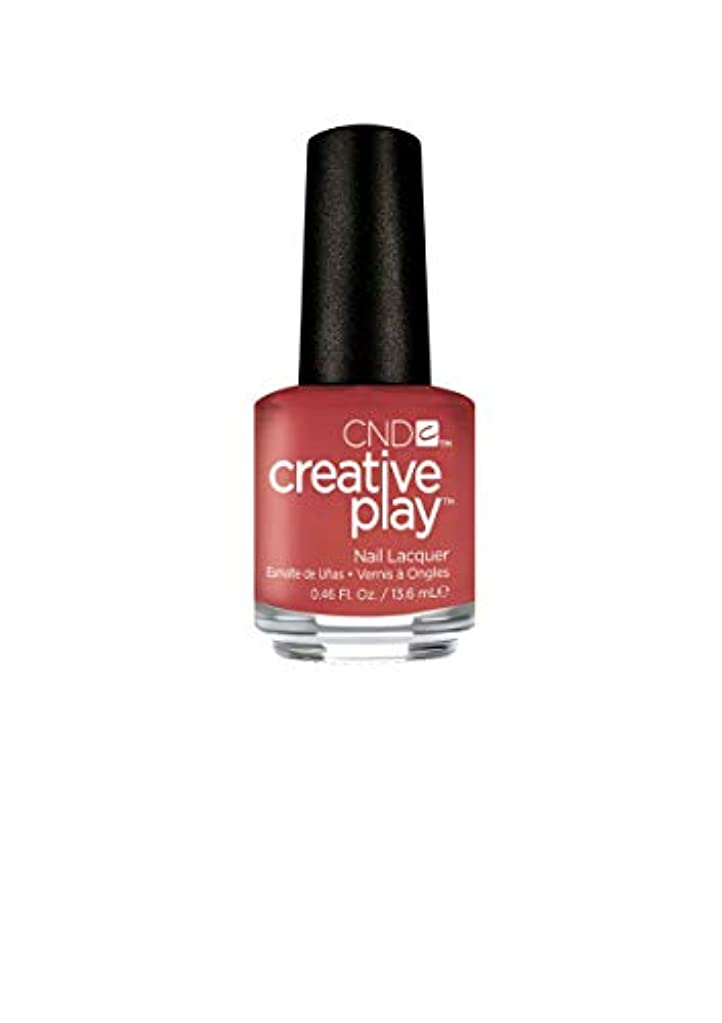 賞賛かなりの自伝CND Creative Play Lacquer - Nuttin' to Wear - 0.46oz / 13.6ml