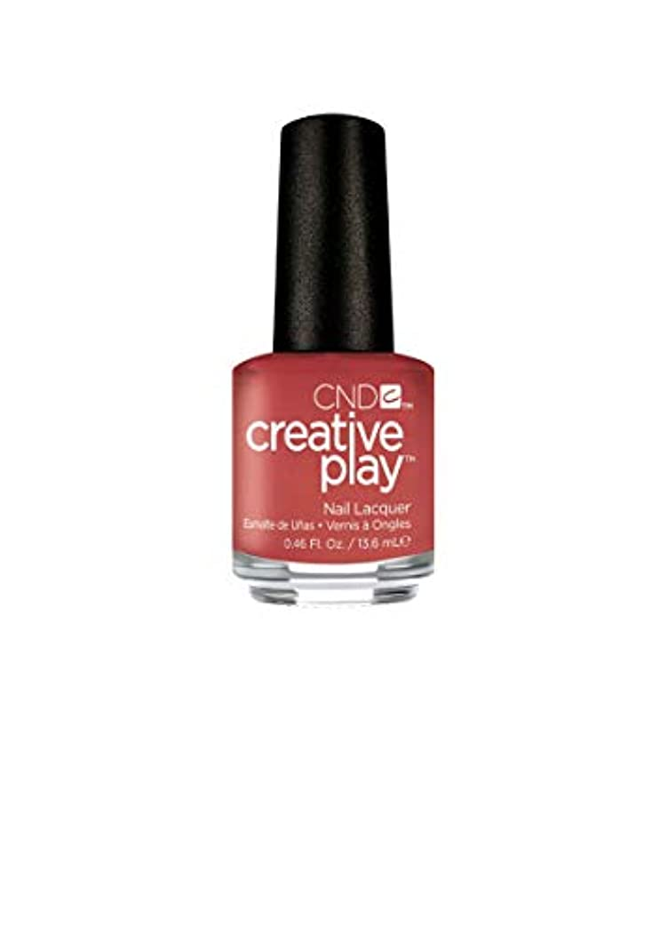 北東好み識別CND Creative Play Lacquer - Nuttin' to Wear - 0.46oz / 13.6ml