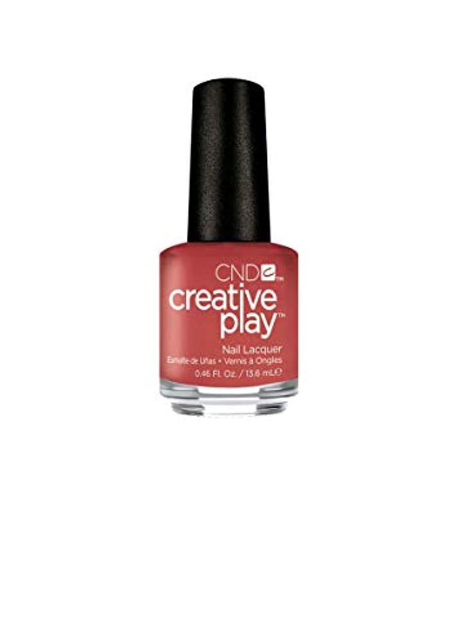 有効高度加入CND Creative Play Lacquer - Nuttin' to Wear - 0.46oz / 13.6ml