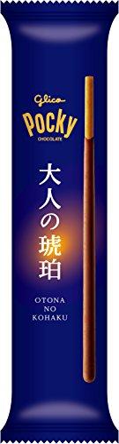 江崎グリコ ポッキー大人の琥珀 1箱(6袋入り)