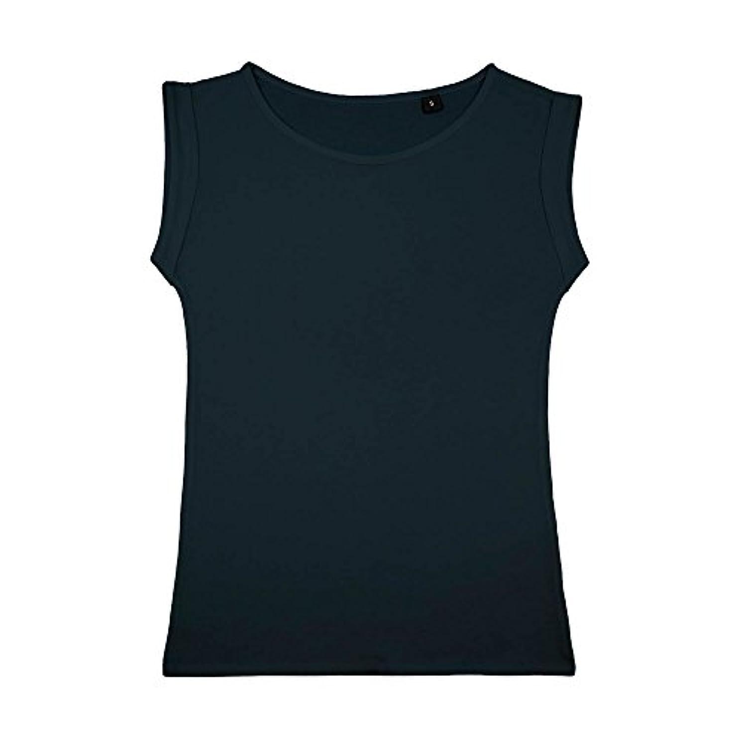 走る自慢赤字(ネイキッドシャツ) Nakedshirt レディース Bessy ロールスリーブ タンクトップ 夏