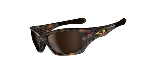 (オークリー)OAKLEY Pit Bull OO9161-01  Brown Tortoise w/Dark Bronze Free